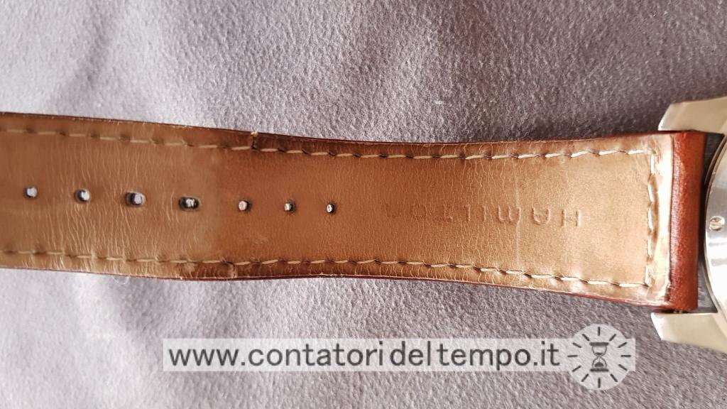 Dettaglio del cinturino