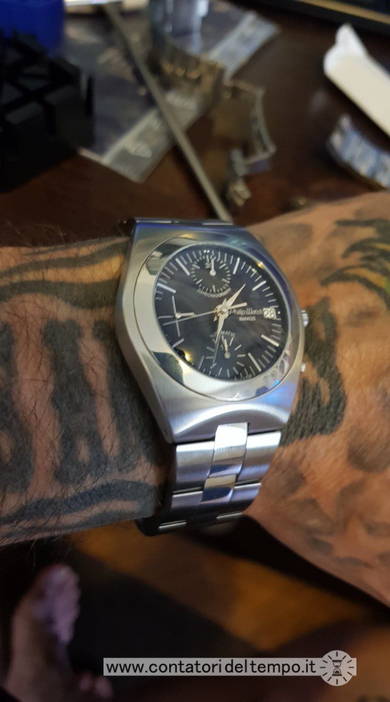 Philip Watch Imakos crono automatico