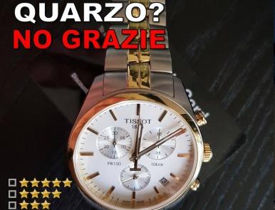 Tissot T-Classic PR 100 cronografo quarzo