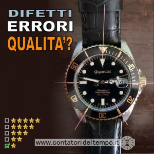 Gigandet Sea Ground automatico G2–018