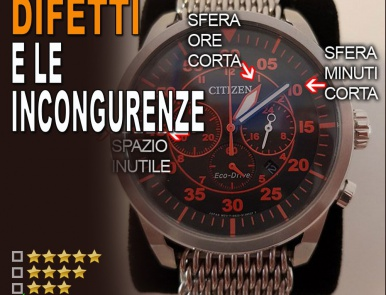 Citizen Crono Aviator CA4210-08E