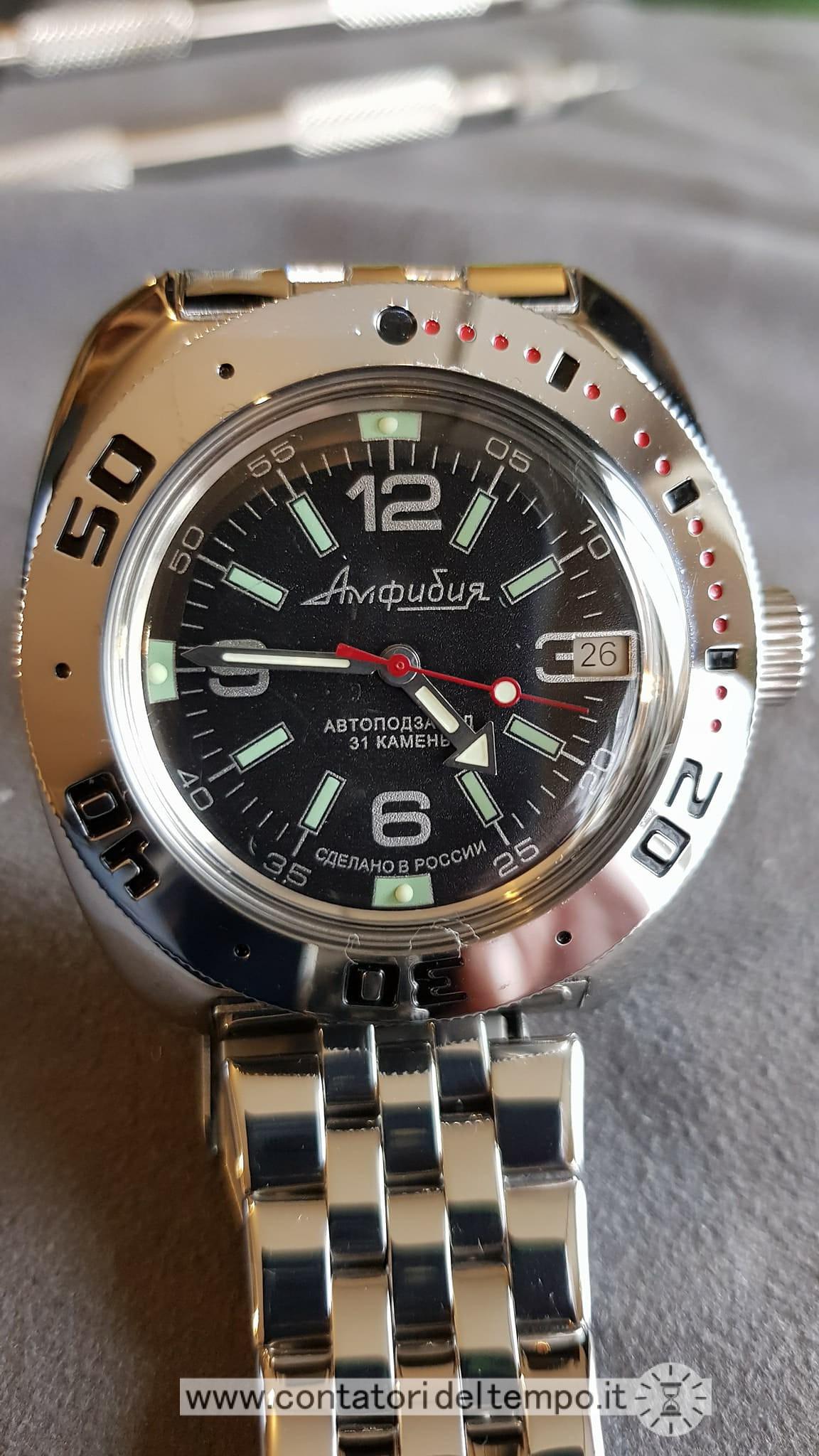 Vostok Amphibian