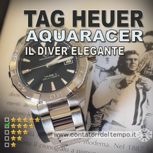 Tag Heuer Aquaracer - Way2110