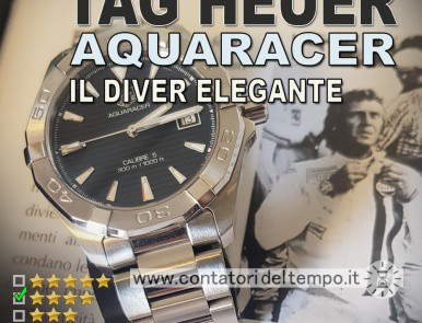 Tag Heuer Aquaracer – Way2110