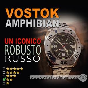 Vostok Amphibian Classic 710640