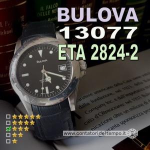 Bulova Automatico 100 Metri, Referenza 13077