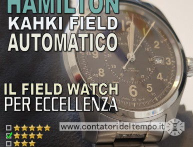 Hamilton Khaki Field auto H70605193