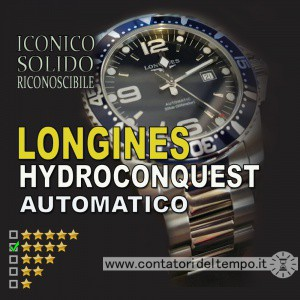 Longines Hydroconquest automatico 44mm L3.841.4.96.6
