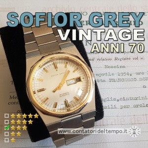 Sofior Grey ETA 2789-1