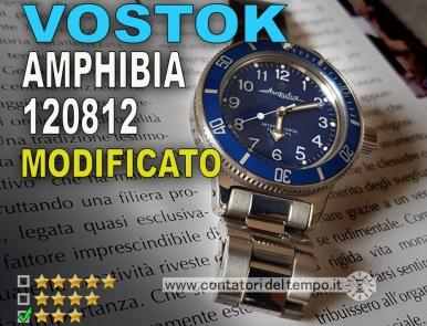 Vostok Amphibia ref. 120812 modificato