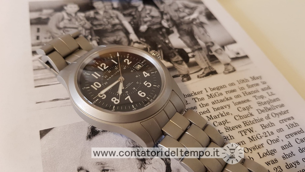 Hamilton Khaki Field Mechanical H69519133
