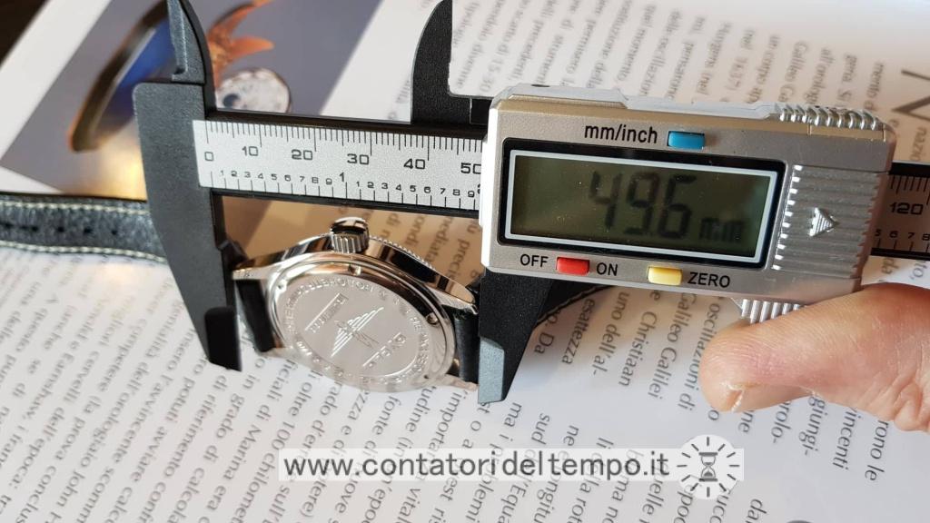 Il lu to lug è poco più di 49 mm