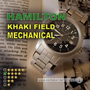 Hamilton Khaki Field Mechanical Officer, H69519133
