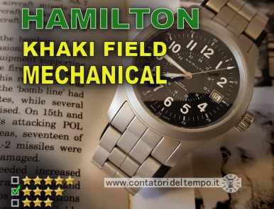 Hamilton Khaki Field Mechanical Officer, H69519133