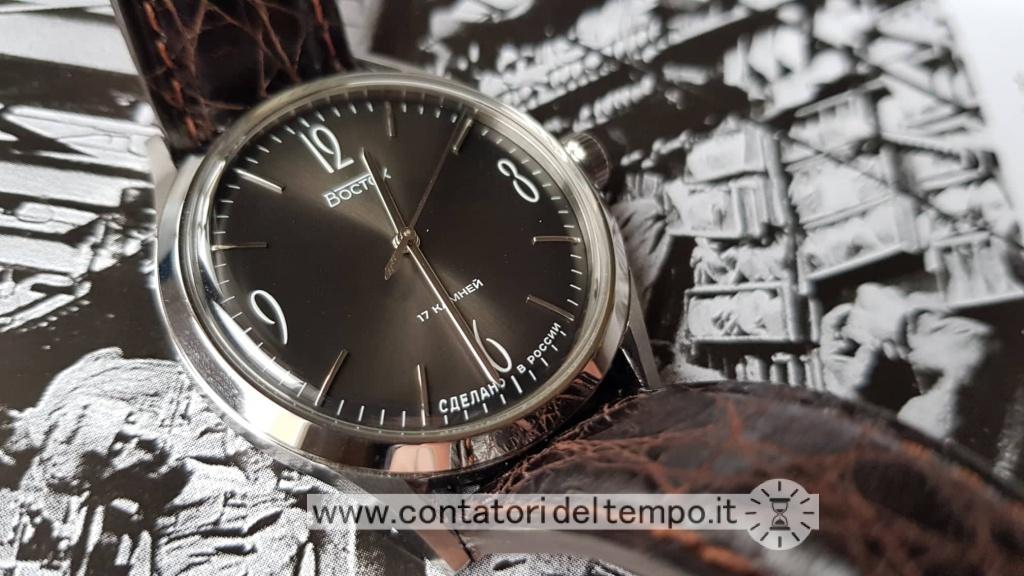 Vostok Classica 690B24, il dress watch pmw perfetto