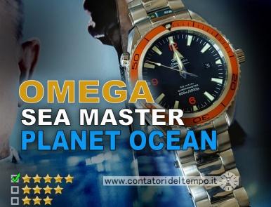 Omega Planet Ocean 45 mm ref. 2208.50.00