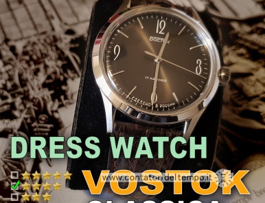 Vostok Classica 690B24, dress watch