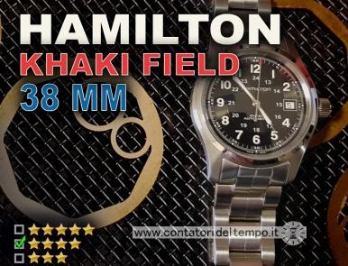 Hamilton Khaki Field automatico ref. H70455133