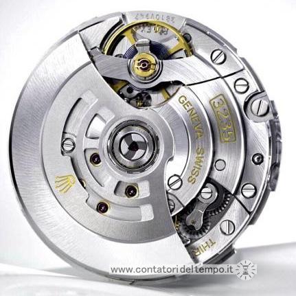 Calibro Rolex 3235