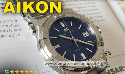 Maurice Lacroix Aikon Automatic 39 mm
