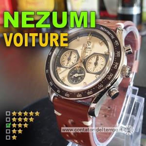 Nezumi Voiture Ref. VQ2.101 - meca quartz cronografo