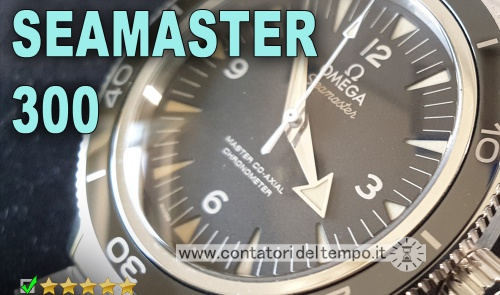 Omega Seamaster 300 Master Co-Axial  233.30.41.21.01.001