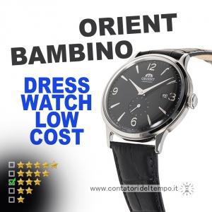 Orient Bambino small seconds - RA-AP0005B10B