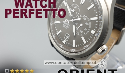 Orient Defender field watch ref. ET0N002K