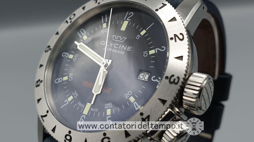 Glycine Airman Double Twelve