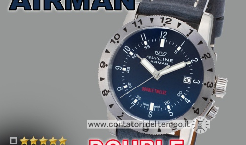 Glycine Airman Double Twelve – GL0234