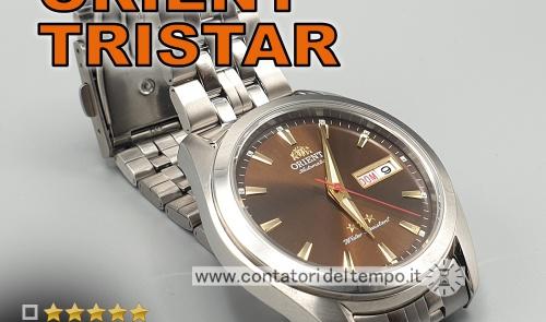Orient Tristar RA-AB0034Y19B – recensione