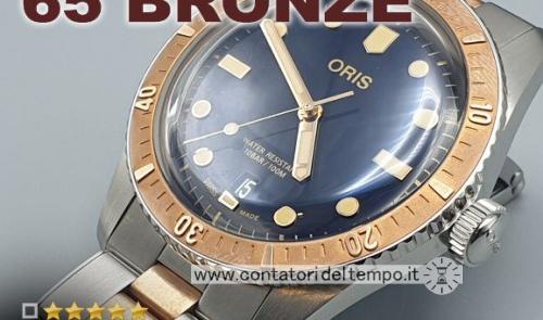 Oris Diver 65 Bronze – Ref. 01 733 7707 4355-07 8 20 17